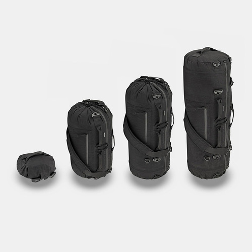 (PIORAMA) Adjustable Bag- Black