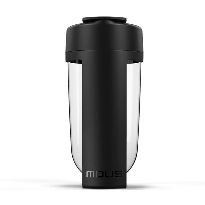 MOUS FITNESS BOTTLE-BLACK
